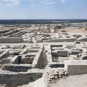 Archaeological Excavations at Mohenjo-Daro (Unesco World Heritage List