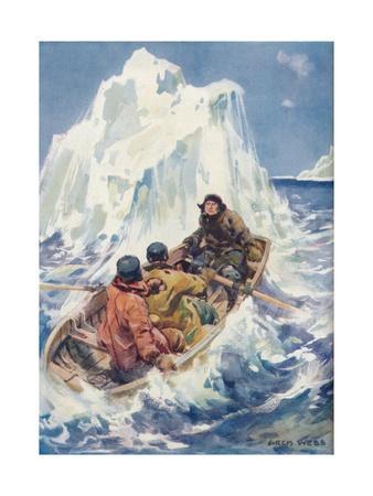 'High Adventure in the Arctic Regions', c1925