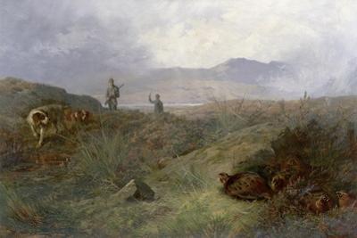 Suspense by Archibald Thorburn