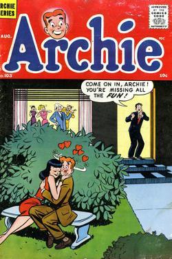 Archie Comics Retro: Archie Comic Book Cover No.103 (Aged)