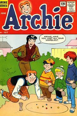 Archie Comics Retro: Archie Comic Book Cover No.137 (Aged)