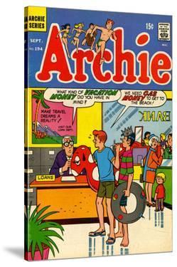 Archie Comics Retro: Archie Comic Book Cover No.194 (Aged)