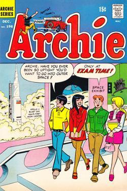 Archie Comics Retro: Archie Comic Book Cover No.196 (Aged)