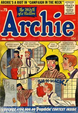 Archie Comics Retro: Archie Comic Book Cover No.75 (Aged)