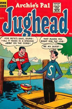 Archie Comics Retro: Jughead Comic Book Cover No.50 (Aged)