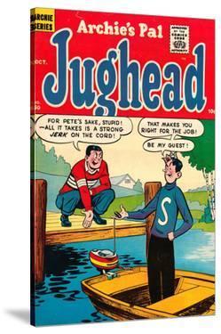Archie Comics Retro: Jughead Comic Book Cover No.50 (Aged)