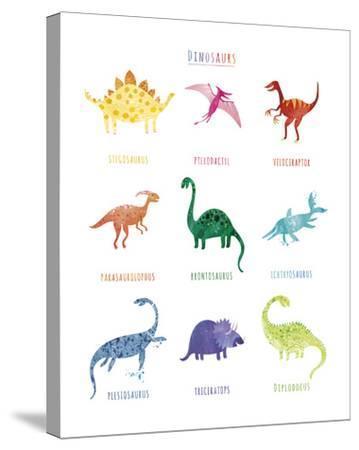 Dino Friends - Chart