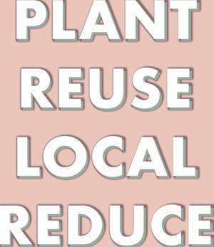 Plant and Reduce by Archie Stone