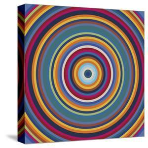 Psychedelic Spiral by Archie Stone