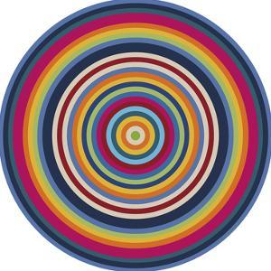Psychedelic Swirl by Archie Stone