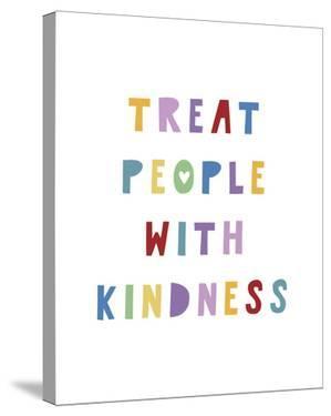 Rainbow Words - Kind by Archie Stone