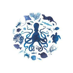 Underwater World by Archie Stone