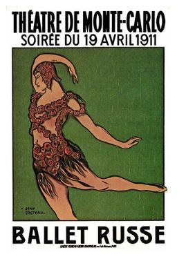 Ballet Russe by Archive