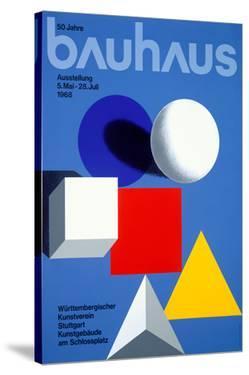 Bauhaus Ausstellung/50 Jahre by Archivea Arts