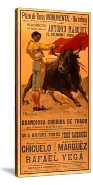 Plaza de Toros Bullfighting by Archivea Arts