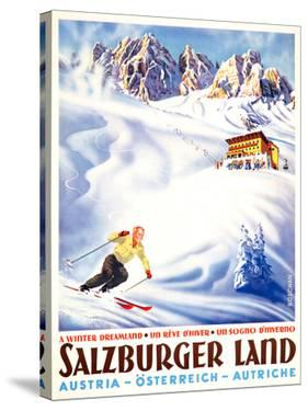Salzburger Land by Archivea Arts