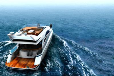 Luxury Yacht by ArchMan