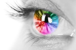 Colorful Eye by Arcoss