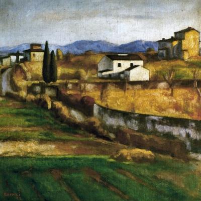 Soffici: Hill, 1922