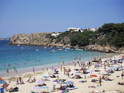 Arenal d'En Castell, Menorca, Balearic Islands, Spain, Mediterranean