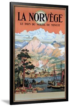 La Norvege by Arent Christensen