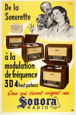 Sonora Radio - De La Sonorette