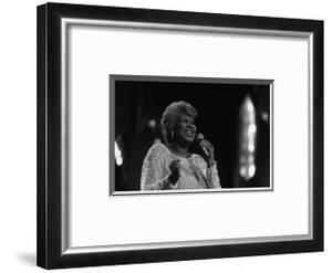 Aretha Franklin in Lights