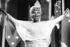 Aretha Franklin, the Diva