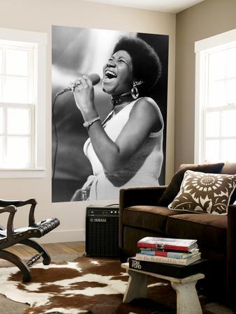Aretha Franklin A Woman Falling Out Of Love Wall Hot Poster 16x16 24x24 30 Y385