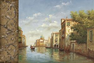 Canal I by Aretino