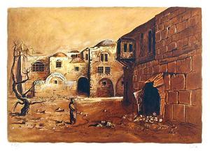 Untitled - Village by Ari Arad