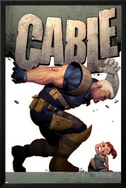 Cable No.9 Cover: Cable by Ariel Olivetti