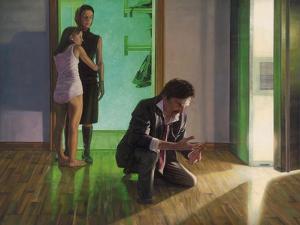Am Morden danach, 2006 by Aris Kalaizis