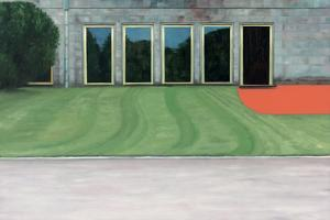 An Der Oper, 2005 by Aris Kalaizis