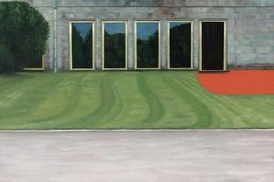 At the Opera, 2005 by Aris Kalaizis