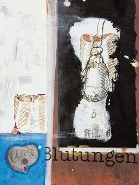 Bleedings I 2000 by Aris Kalaizis