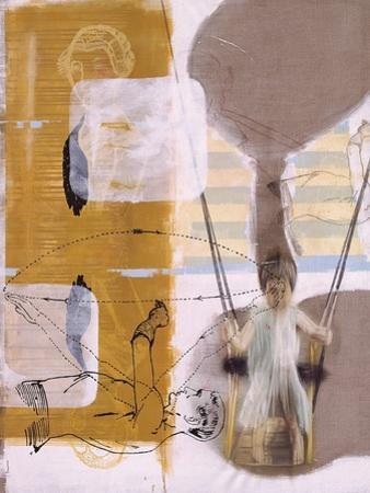 Children Playing, 1999 by Aris Kalaizis