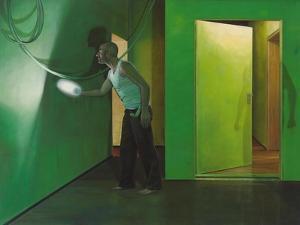 Deafcon No. 1, 2006 by Aris Kalaizis