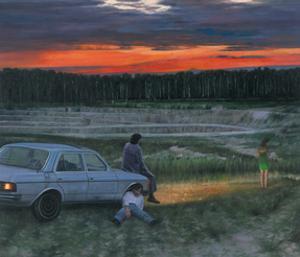 Der tag der grossen hoffnung 2007 by Aris Kalaizis