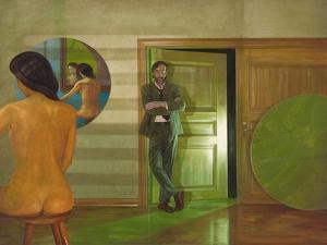 Der unentschiedene Mann 2007 by Aris Kalaizis
