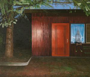 In der Stille der Nacht, 2008 by Aris Kalaizis