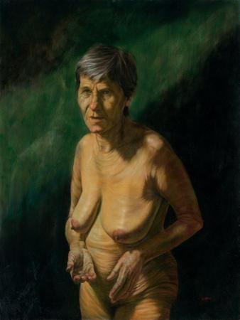 Mother, 2013 by Aris Kalaizis