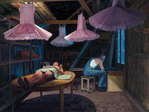 Nocturne, 2012 by Aris Kalaizis