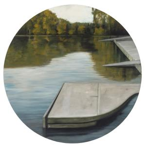 Olentangy River II, 2005 by Aris Kalaizis