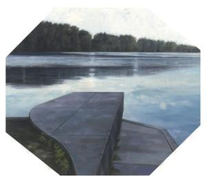 Olentangy River III, 2006 by Aris Kalaizis