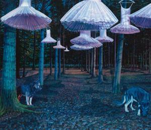 Rare Forest, 2014 by Aris Kalaizis