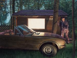 The Cabin, 2006 by Aris Kalaizis