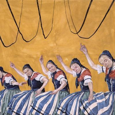 The Dance, 2000 by Aris Kalaizis