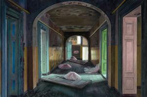 The Empty House, 2013 by Aris Kalaizis