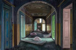 The Empty House, 2013 by Aris Kalaizis
